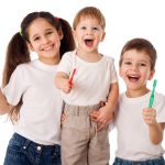avoidance areas child oral health