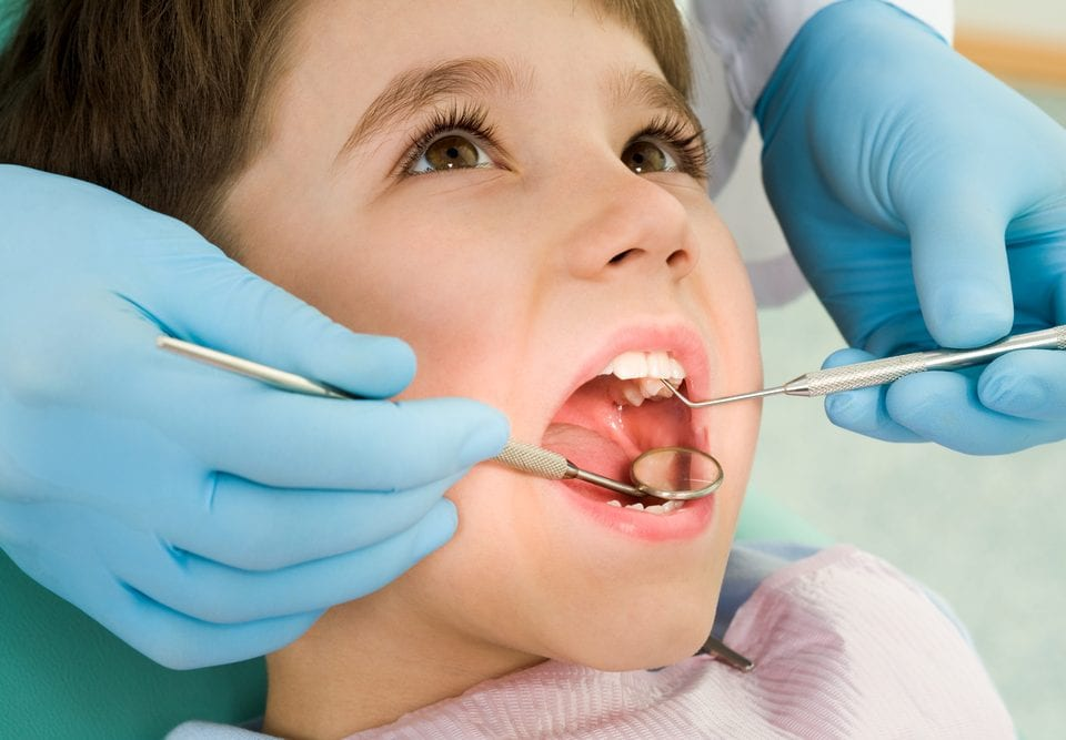 respond child dental emergencies